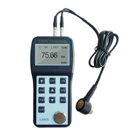 供应铸铁超声波测厚仪  玻璃钢厚度测定仪TT340