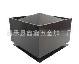 鋁合金C系列防倒灌煙囪帽加工