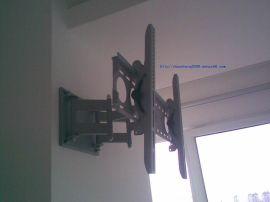 多功能旋转电视壁挂架调角度电视架伸缩摇摆旋转电视架