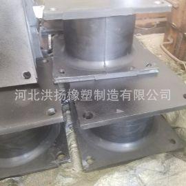 加鋼板橡膠減震座 夾鋼板橡膠減震器