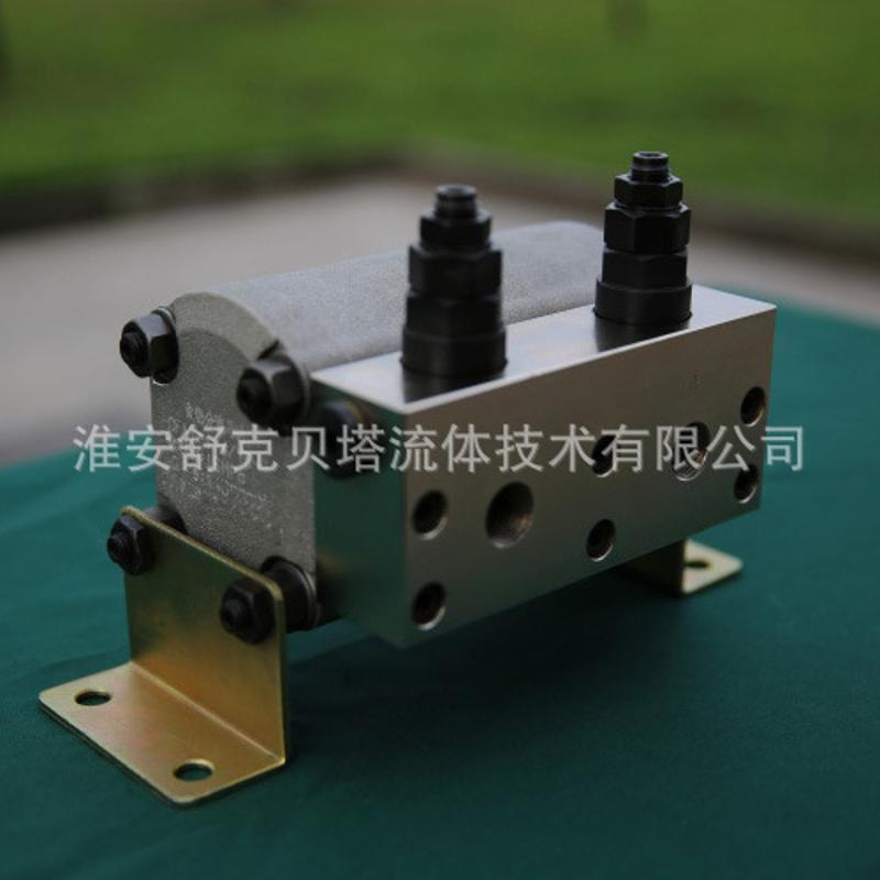 CFA1-4-4系列齿轮分流器
