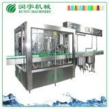 高精度玻璃瓶保健品酵素沖洗灌裝封口三合一機械