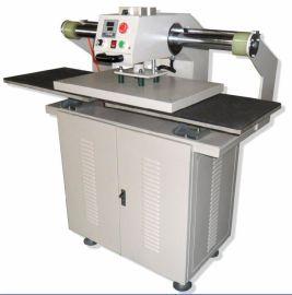 B2-2 全自动气动双工位带储柜烫画机