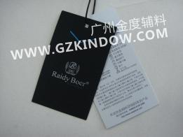 金度印刷厂 吊牌标签 服装挂牌 吊卡纸牌 专业