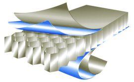 建筑隔音装饰建材矿棉吸音铝板