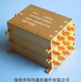 KOMA恒温晶振 多路输出高稳晶振 10MHz