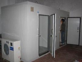 拼裝式東莞低溫冷庫樣板工程