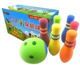 兒童玩具,迷你五彩保齡球