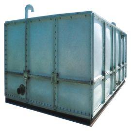 水箱可拼接玻璃钢消防组合水箱