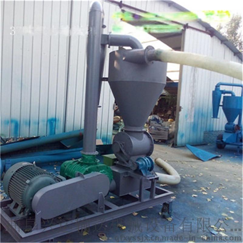 多用途飼料顆粒輸送氣力吸糧機y2