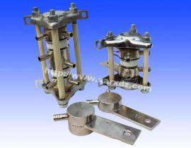 SS14双包水冷散热器与晶闸管配套供应
