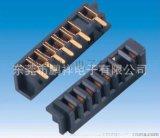 2504系列 2.5MM 90度电池接插件 7PIN电池座连接器