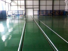 扬州高邮仪征业厂房环氧地坪 地下停车场地坪 瑞达环氧地坪