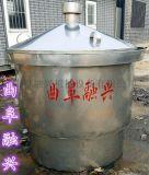 锅炉式白酒造酒设备 白钢烧酒设备锡锅厂家