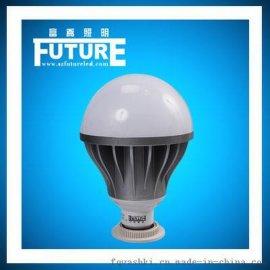 24W36W48W压铸铝大功率球泡灯,广东压铸铝球泡灯,压铸铝led灯泡