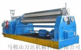 供应W11-8X2000机械对称式三辊卷板机