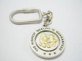 哈尔滨金属礼品车标钥匙扣制作