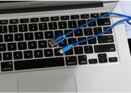 歌奈USB Type-c資料線樂1Pro 5安卓手機小巧轉接頭米4c充電連接線