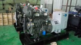 潍柴潍坊华东船用50KWCCFJ50J发电机组