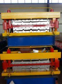 海睿压瓦机840/900彩钢压瓦机设备