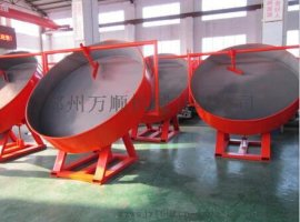 万顺有机肥设备厂家直销 复混肥造粒设备 圆盘造粒机