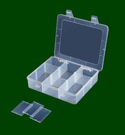 台灣百年好盒益凱EKB-209熱銷款9格PP透明塑料盒