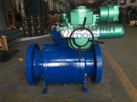 电动高压球阀Q947N-100 DN250