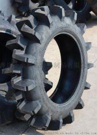 8.3-20水田轮胎 农用拖拉机轮胎 R-2 水田高花轮胎