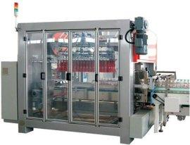厂家生产自动抓取式装箱机、机械手抓取式
