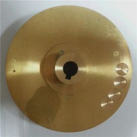 台湾元欣 YS-36B 高温马达配件 铜叶轮