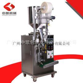 供应ZK牌袋装立式包装机 袋装食品颗粒 粉剂 液体 酱体自动包装机