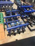 河南湖北湖南江西廠家生產供應中央空調配套板式換熱器中央空調採暖機組