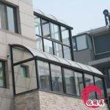 深圳封阳台门窗双层中空玻璃门窗安装