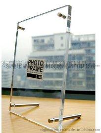 A4亚克力证书夹有机玻璃相架压克力相框相架