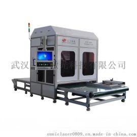 燈箱導光板鐳射打點機可以在哪些材料上打點?導光板鐳射雕刻機