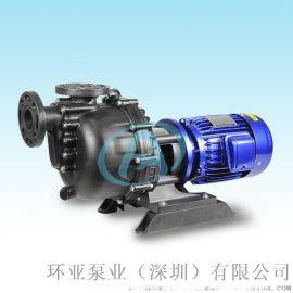 AD-40022 PVDF材质 自吸泵 大头泵 耐酸碱泵 耐腐蚀泵 泵浦厂家