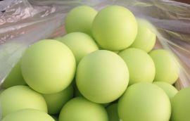 65空心按摩球 塑胶空心球 肌肉放松按摩球 筋膜球