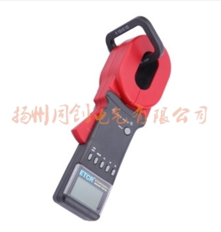 鉗形接地電阻測試儀,ETER鉗形接地電阻測試儀