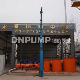 深井潜水泵安装使用方法