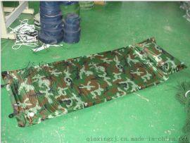 小型加厚充气垫 迷彩单人充气垫 颜色可定做
