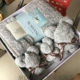 竹炭纖維毛巾禮盒套裝