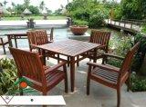 菠萝格桌椅 户外休闲桌椅 花园庭院家具