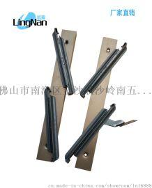 厂家直销-6英寸铁拉杆铝塑玻璃百叶支架