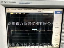 安捷伦N5230C网络分析仪维修案例