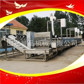 诸城誉品厂家直供鱼豆腐蒸线大型鱼豆腐生产成套设备