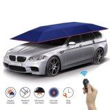 全自动移动车篷汽车折叠遮阳伞 汽车挡罩衣一件代发