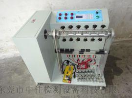 厂家直销 电源线弯折试验机、摇摆试验机