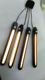 嵌入式铝条 人体感应灯 LED灯
