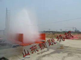云南红河工程洗车机设备 全自动洗轮机的价格
