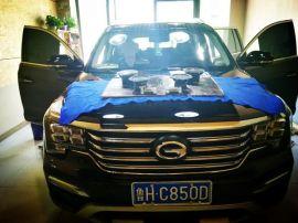 济宁传奇GS8汽车音响改装升级德国卡文K62